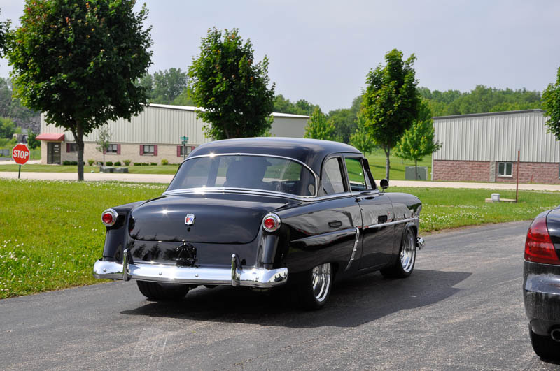 1952 Ford Customline - Schwartz Performance