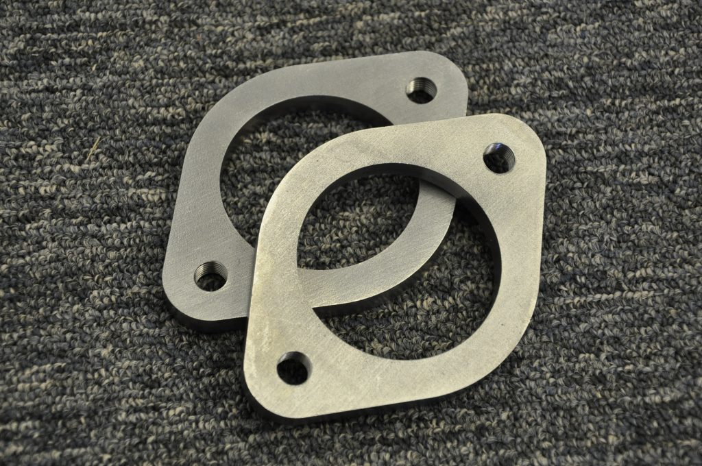 Ls3 Exhaust Manifold Flange Outlet Stainless Steel
