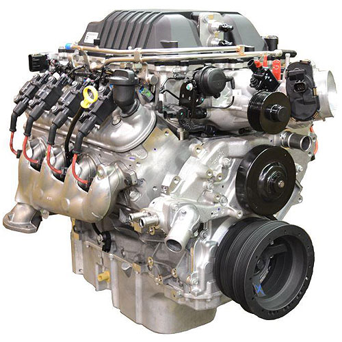 LSA Supercharged Crate Engine 6 2L 580hp 19370850