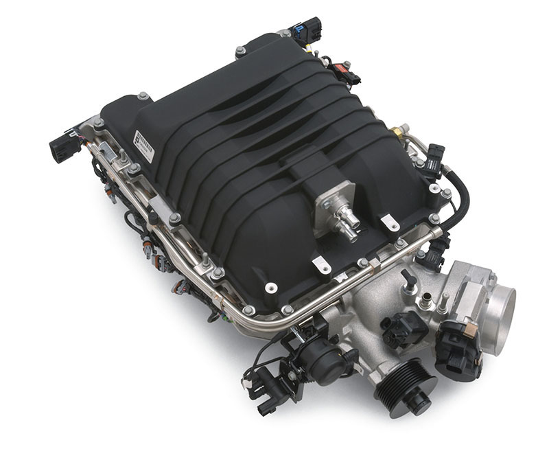 Zl Supercharger on Ls3 Supercharger Crate Engine