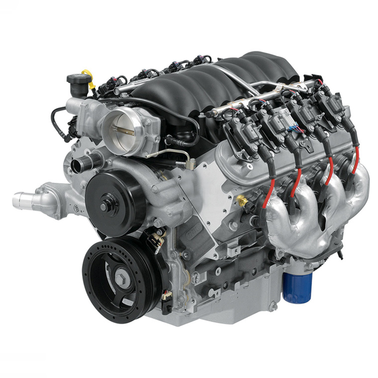 GM LS3 480hp Crate Engine 19301358
