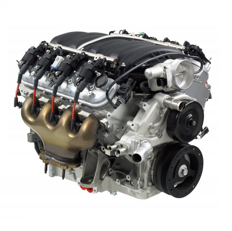 Ford 2 3 Crate Engine: GM LS7 505hp Crate Engine 19329246
